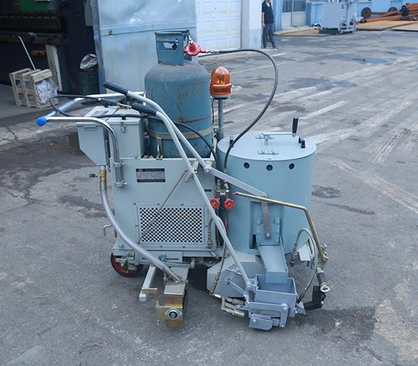 自走式热熔划线机