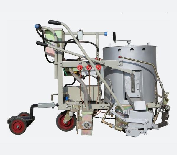 电助力热熔划线机