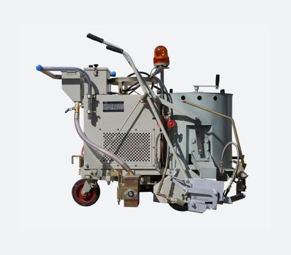 自走热熔划线机